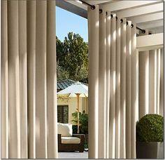 Beau Insulating Grommet Panels For Sliding Door