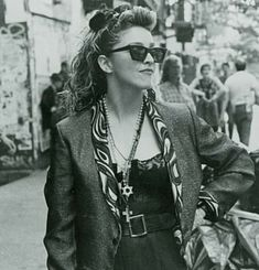 Madonna Dersperately Seeking Suzan 1985