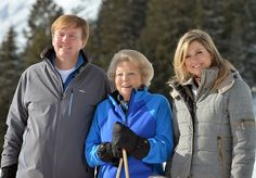 !! REAL- MY ROYALS !!: The Dutch Royal Family on holiday in Lech
