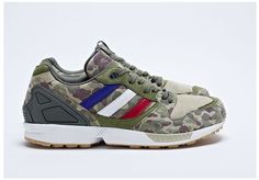 hanon shop::XNews::General::adidas Consortium x A Bathing Ape x Undefeated Campus 80s ZX 5000