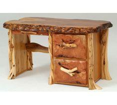 Natural Wood Desks