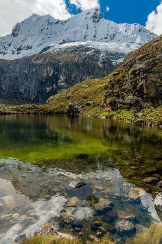 It's a beautiful world- Cordillera Blanca Peru
