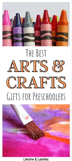 Being in his preschool class with him on occasions as a cooperative helper, I have seen some of the best arts and crafts supplies and which ones the kids love the most! That's why today, I am going to share with you some of the most-loved arts and crafts supplies that will brighten up your preschooler's Christmas this year. Being in his preschool class with him on occasions as a cooperative helper, I have seen some of the best arts and crafts supplies and which ones the kids love the most! Th Preschool Class, Toddler Preschool, Preschool Activities, Preschool Education, Preschool Learning, Toddler Gifts, Toddler Toys, Gifts For Kids, Christmas Family Feud