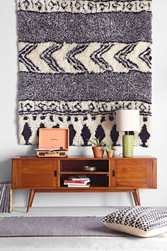 Magical Thinking Geo Shag Rug - Urban Outfitters. You can hang it from the wall or put it on the ground. Either way it looks fabulous! #UOonCampus #UOContest