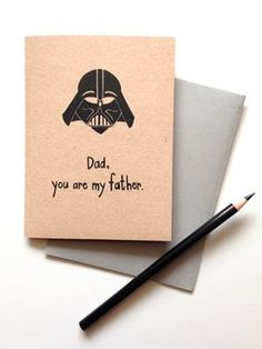 He's changed your diapers, let you stay out way past curfew and supported you well into your adult years. For that, he deserves the perfect Father's Day card.