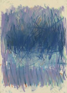 """ Untitled, 1977 Joan Mitchell """