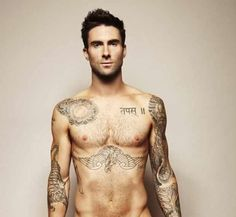 Tall, dark, handsome and tattooed. I will take one of these ;-)