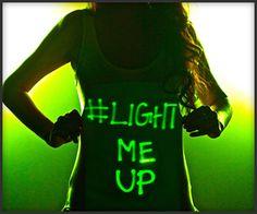 Lüm Glow in the Dark Clothing