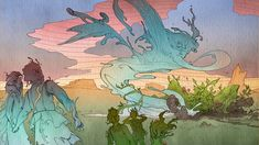 Interactive Stories, Traditional Paintings, Cool Art, Blog, Dragon, Sketches, Animation, Fantasy, Drawings