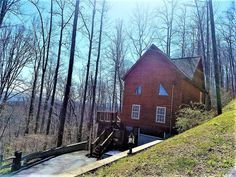 ** #NEW  #Listing !!! **  Nice log sided cabin very close to town & all you come to the mountains for! Could be full time Mountain home...or Vaca/2nd home or possible rental. Like new, move in ready. Seasonal Mountain views!  2 Bedroom, 2 Bath, 1200 SF-HLA, Nice size bonus room... could be home office, den, 3rd bedroom (septic 2 bdrm). Roomy 1 car garage. Deck/open porch for entertaining or just relaxing. Fireplace in family room. Furniture, etc. negotiable. New Heat pump! Paved road/drive.