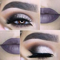 Eyeshadow Tutorials for Beginners - Starry Eyes - Natural And Simple Step By Step Tutorials For Beginners With Brown Eyes, Hazel Eyes, Dark Skin, Light Skin, And Even Those Baby Blues. How To Apply Eyeshadow For Smokey Eyes And Green Eyes and Cute Crease - http://thegoddess.com/eyeshadow-tutorials-for-beginners