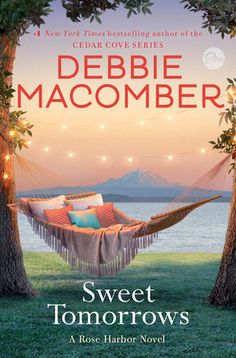 Sweet Tomorrows by Debbie Macomber is the final book in A Rose Harbor Novel series.  Check out my review on this book!  http://bibliophileandavidreader.blogspot.com/2016/08/sweet-tomorrows.html