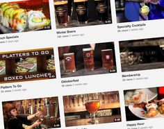 Watch all 16 social marketing videos Creative Media Alliance created for Tap House Grill here: http://creativemediaalliance.com/portfolio/social-media-services/tap-house-gets-social-with-videos