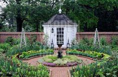 vegetable garden design | More than just a vegetable garden | Emily's Garden
