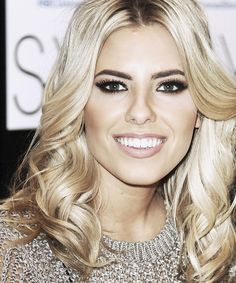 Mollie King. Not gonna lie, I'm a little obsessed with her.