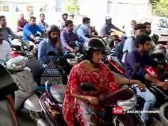 Minister A. K. Saseendran and Tomin J Thachankary( Transport Commissioner) responds on No helmet no petrol issue Click Here To Free Subscribe! ► http://goo.g...
