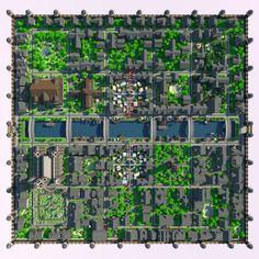 Minecraft card Source by Minecraft Kingdom, Minecraft City, Minecraft Plans, Minecraft Construction, Minecraft Tutorial, Minecraft Blueprints, Cool Minecraft, Minecraft Creations, Minecraft Crafts