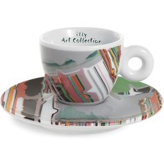 Liu Wei - illy Art Collection Cups - illy eShop
