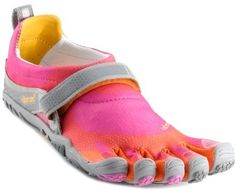I WANT THESE SHOES! Vibram FiveFingers Bikila Running Shoes - Women\'s