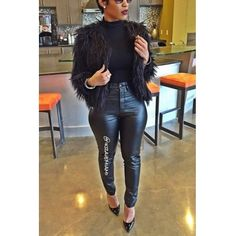 Winter Fashion Outfits, Fall Winter Outfits, Cute Fashion, Look Fashion, Autumn Winter Fashion, Classy Outfits, Stylish Outfits, Black Women Fashion, Swagg