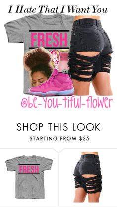 """//Want You//"" by be-you-tiful-flower ❤ liked on Polyvore featuring NIKE"