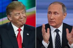 Vladimir Putin Claims Obama Signed the NDAA to 'Create Problems' For Trump.  SAGACIOUS:  IF THAT MEANS YOU HOPE TRUMP WILL S*CK YOUR D*CK I'M SURE HE WILL.