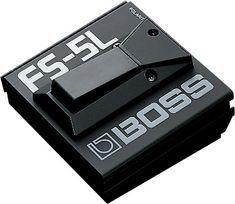 BOSS - FS-5U/-5L | Foot Switch