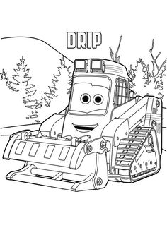 coloring page Planes 2 on Kids-n-Fun. Coloring pages of Planes Fire en Rescue. At Kids-n-Fun you will always find the nicest coloring pages first! Cars Coloring Pages, Disney Coloring Pages, Printable Coloring Pages, Free Coloring, Coloring Pages For Kids, Coloring Sheets, Adult Coloring, Coloring Books, Kids Colouring