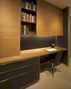 Below are the Study Space Designs Ideas With Contemporary Spirit. This article about Study Space Designs Ideas With Contemporary Spirit was posted under the Bedroom category by our team at May 2019 at am. Hope you enjoy it . Home Design, Home Office Design, Home Office Decor, Interior Design, Home Decor, Design Ideas, Study Table Designs, Study Room Design, Study Space