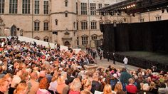 Shakespeare Festival at Kronborg Castle