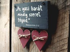 A friend loves at all times, Proverbs Bible verse, Gift for women, Gift for her, Unique friendship gifts, Wood signs, Hungarian wooden sign
