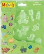 Baby Plastic Push Molds by Makins