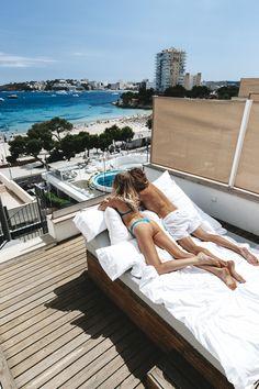 White Duvet Bedding, Summer Dream, Vacation Places, Spain Travel, Travel Couple, Goa, Beach Mat, Wanderlust, Outdoor Blanket