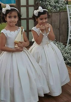 Flower Girl Dresses,Girls Christmas Party Dresses, Ball Gown