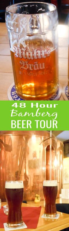 Enjoy a beer filled adventure in Bamberg, Germany with this self-guided Bamberg Beer Tour. Home of the original Rauchbier!