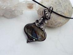 Simira - Králíček s achátem - kristalka Pendant Necklace, Jewelry, Jewlery, Jewerly, Schmuck, Jewels, Jewelery, Drop Necklace, Fine Jewelry