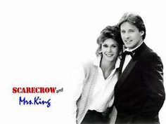 If anyone wants to buy me an awesome present... Scarecrow and Mrs. King on DVD... there I put it out there! :)
