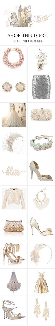 """Free Love"" by bbcm ❤ liked on Polyvore featuring Agent Provocateur, Kenneth Jay Lane, Wedding Belles New York, Kate Spade, Vivienne Westwood, Oscar de la Renta, Betsey Johnson, Ted Baker, Rosantica and Badgley Mischka"