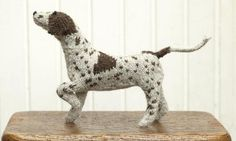 Trending: The knitted dog