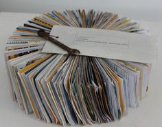 ROSE RIGLEY 3 months of mail identity 2013