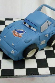 Disney Cars Cake Ideas (68 photos)   More Cake IdeasMore Cake Ideas Disney Birthday, 3rd Birthday, Disney Cars Cake, Queen Cakes, Car Themes, Cake Decorating Supplies, Barbie, Creative Cakes, Cupcake Cakes