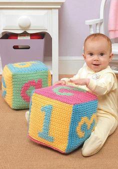 21 Juguetes de Crochet para todas las edades | Crochet.eu