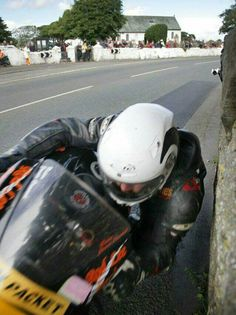 This is the southern 100 course ,castletown IOM , also great racing. Who ever took this should own it! It's great.
