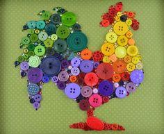 Pomi, caluti de mare, pasari, toate realizate din nasturi colorati Si din nasturi se pot realiza obiecte decorative minunate. Daca nu ne credeti, iata cateva proiecte frumoase in acest articol http://ideipentrucasa.ro/pomi-caluti-de-mare-pasari-toate-realizate-din-nasturi-colorati/