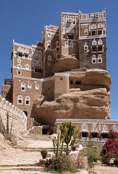 Let's go to Yemen, to the tallest tower, and fling open the shutters. Let's let the sun shine in.