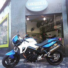 Mais uma pronta para voltar a acelerar!!! #garagem64 #oficinademotos #mecanica #motos #motolovers #motorcycle #mechanic #duasrodas #motociclismo #mototerapia #bike #bmw #f800r #vemparaagaragem64 #somosgaragem64 #brooklin #zonasul #sp #agendeseuhorario