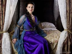 Morgana ...i love her character waiting for her character to develop more