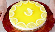 CHEESECAKE AL LIMONE FATTA IN CASA Ricetta Facile – Homemade Lemon Cheesecake easy recipe