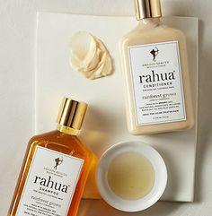 Rahua oil shampoo for healthy shiny hair - vegan