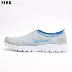 b34995905 MBR Women Casual Shoes 2017 New Arrival Women's Fashion Air Mesh Summer  Shoes Female Slip-